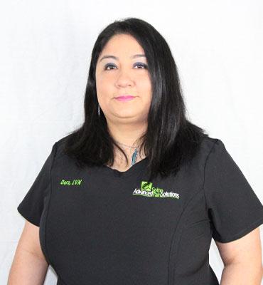 Dora E. Carranza, LVN